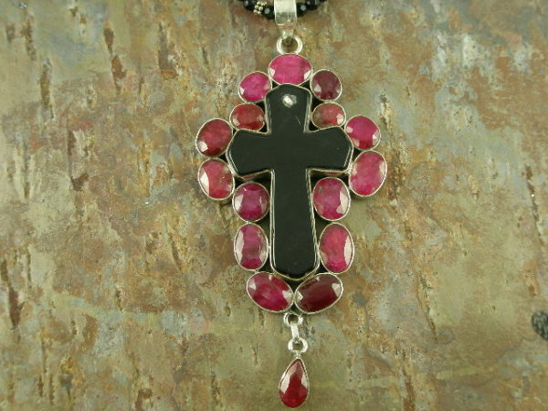 the ruby cross