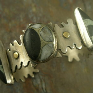 Rock me, baby Designer Original Cuff Bracelet-0