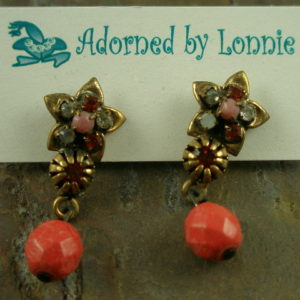 Little Star Handmade Vintage Style Earring-0