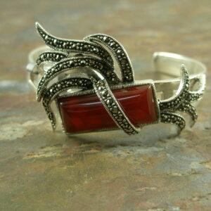 Memories Marquisette Vintage Cuff Bracelet-0
