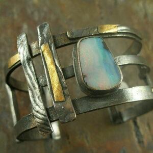 Patricia Designer Original Statement Bracelet-0