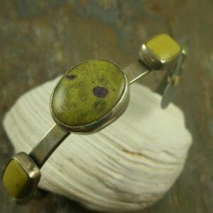 Petite Victoria Artisan Cuff Bracelet-0