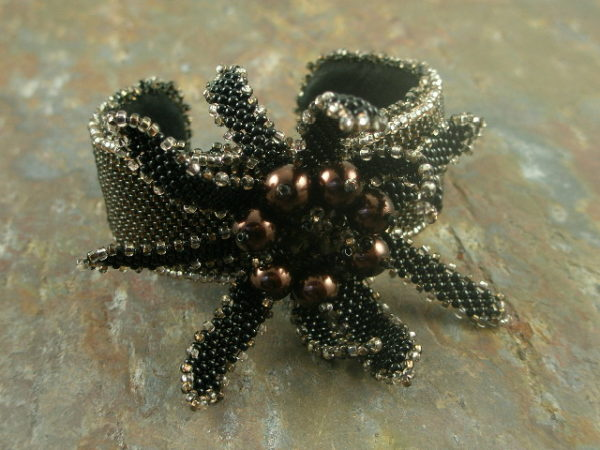Fluff 6 Handcrafted Beaded Bracelet-0