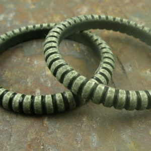 Sage Italian Handcrafted Resin Bracelet-0