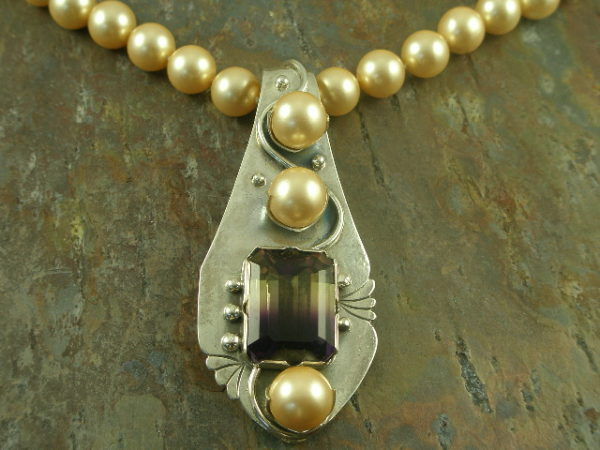 Bud's Big Carat One of a Kind Statement Necklace-0