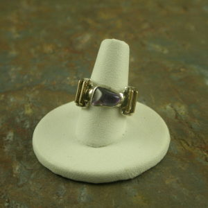 Stand By Me Designer Original Sterling Stone Ring-0