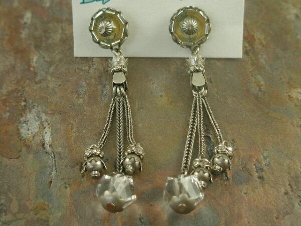 Ayala Bar Crystal Original Earrings Silent Night-0