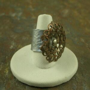 Lil' Lechelle #3 Handmade Re-inspired Ring-0