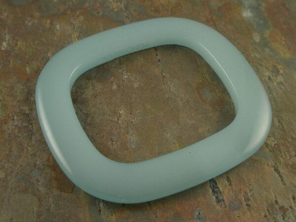 Baby Blue Italian Resin Bracelet-0