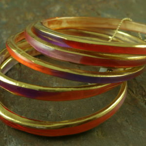 Pretty in Resin Bracelets-0