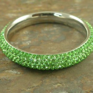 Crystal Fashion BangleKermit Kissed -0