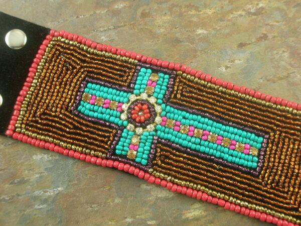 Cross Of Every Color Fashion Bracelet-0