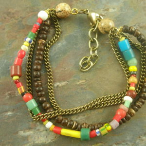 Indian Summer Fashion Bracelet-0