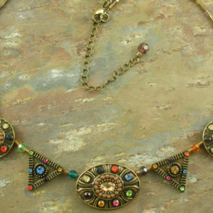 Handcrafted NecklacePure Royalty -0