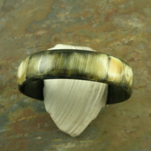 Handcrafted Buffalo Horn BraceletSmall For Just Me-0