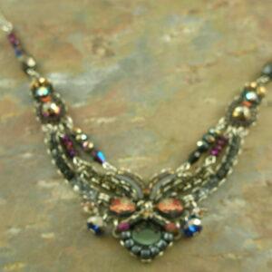 Vintage Style Necklace By Israeli Ayala BarBlack It Is-0