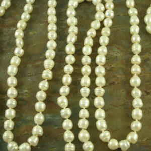 Fresh Water Pearl Long Wrap NecklacePurity-0
