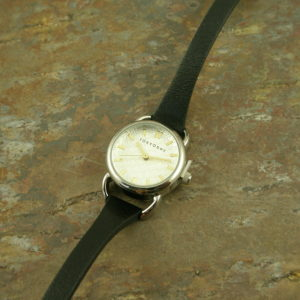 Petite Leather Woman's WatchJust Right-0