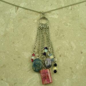 Fashion Charm NecklaceJingle-0