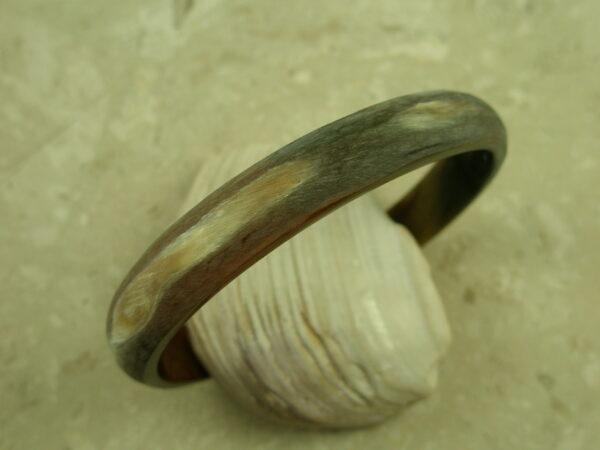 Matte Finish Horn Cuff BraceletPony-0