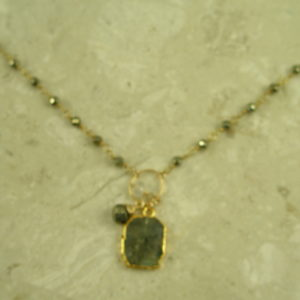 Dainty Golden Pyrite -0